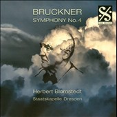 Bruckner: Symphony No. 4 / Blomstedt