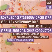 Mahler: Symphony No. 2 / Jansons