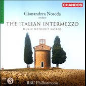 Italian Intermezzo: Music Without Words