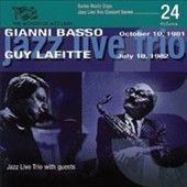 Gianni Basso/Guy Lafitte: Swiss Radio Days, Vol. 24 *