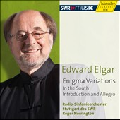 Elgar: Enigma Variations; Serenade for Strings; In the South / Norrington