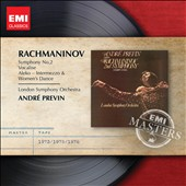 Rachmaninov: Symphony No. 2; Vocalise; Aleko / Andr&eacute; Previn