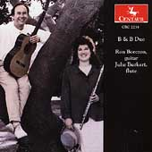 B & B Duo - Ron Borczon, Julie Burkert