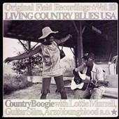 Various Artists: Living Country Blues USA, Vol. 10