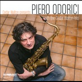 Piero Odorici/Cedar Walton Trio: Piero Odorici With the Cedar Walton Trio