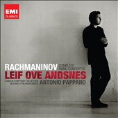 Rachmaninov: Complete Piano Concertos / Lief Ove Andsnes, piano; Antonio Pappano