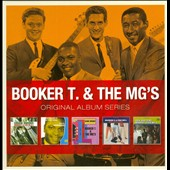 Booker T. & the MG's: Original Album Series [Slipcase]