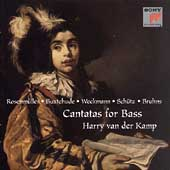 Cantatas for Bass / Harry van der Kamp