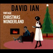 David Ian: Vintage Christmas Wonderland [EP] [Digipak]