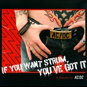 Various Artists: If You Want Strum, You've Got It: The Acoustic Tribute to AC/DC