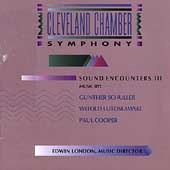 Cleveland Chamber Symphony - Sound Encounters III / London