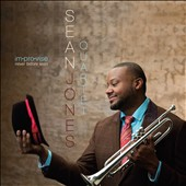 Sean Jones Quartet/Sean Jones (Trumpet): Im.pro.vise: Never Before Seen [Slipcase]