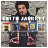 Keith Jarrett: Original Album Series: Keith Jarrett