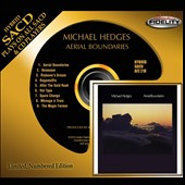Michael Hedges: Aerial Boundaries [Slipcase]