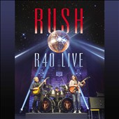Rush: R40 Live [CD/Blu-Ray]