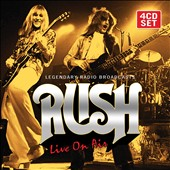 Rush: Live On Air 1975-1980 *