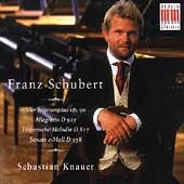 Schubert: Four Impromptus, Allegretto D 915, etc / Knauer