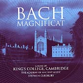 Bach: Magnificat, etc / Choir of King's College, et al