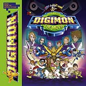 Original Soundtrack: Digimon [Warner Bros.]