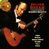 Julian Bream - A Celebration of Andrés Segovia