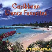 Various Artists: Caribbean Dance Favorites: Fiesta Latina