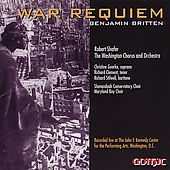 Britten: War Requiem / Shafer, Washington Chorus, et al