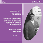 Historical - Bizet: Carmen / Karajan, Simionato, di Stefano