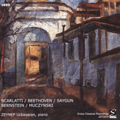 Scarlatti, Beethoven, Saygun, et al / Uchasaran