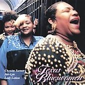 Chonita Turner, Lady Lotion & Jav-Lin: Texas Blueswomen