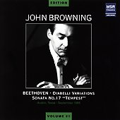 John Browning Edition Vol 3 - Beethoven