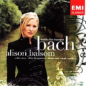 Bach: Works for Trumpet / Alison Balsom, et al