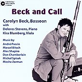 Beck and Call / Carolyn Beck
