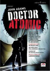 Adams: Doctor Atomic / Renes/Netherlands PO [2 DVD]