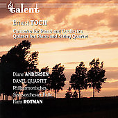 Toch: Piano Concerto no 2, etc / Andersen, Rotman, et al