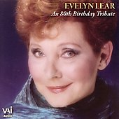 Evelyn Lear - An 80th Birthday Tribute