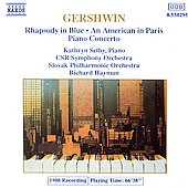 Gershwin: Rhapsody In Blue/American In Paris