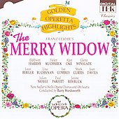 Barry Wordsworth (Conductor): Franz Lehar: Merry Widow [Highlights]