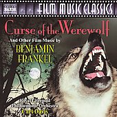 Benjamin Frankel: Benjamin Frankel: Curse of the Werewolf and Other Film Music
