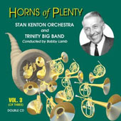 Stan Kenton: Horns of Plenty, Vol. 3