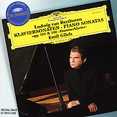 Beethoven: Piano Sonatas Op.101 & 106