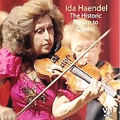 Ida Haendel - The Historic Return to Chelm