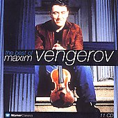 The Best of Maxim Vengerov