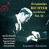 Legendary Treasures - Sviatoslav Richter Archives Vol 13