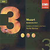 Mozart: Symphonies no 35-41 / Sir Neville Marriner, et al
