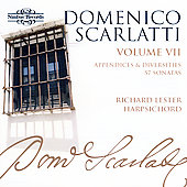 D. Scarlatti: Complete Sonatas Vol 7 / Richard Lester