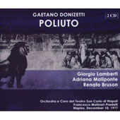 Donizetti: Poliuto, etc / Molinari-Pradelli, Morelli, et al