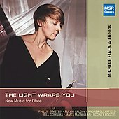 Clearfield: The light wraps you, etc;  MacMillan, Rogers, Douglas, etc / Michele Fiala, et al