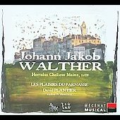 Walther: Chamber Pieces with Violin from Hortus Chelicus / Plantier, et al