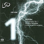 Mahler: Symphony no 1 in D major