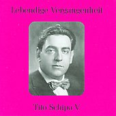 Lebendige Vergangenheit - Tito Schipa Vol 5 - Italian songs, etc